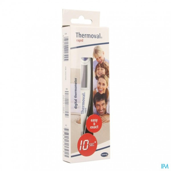 Thermoval Rapid 10sec 1 P/s