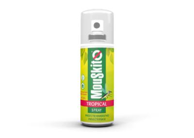 Mouskito Tropical Tropische gebieden 50% DEET 100 ml spray